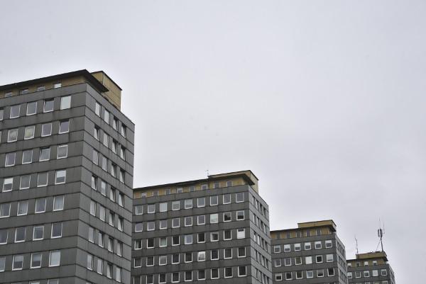 Hochhausgruppe City-Hof