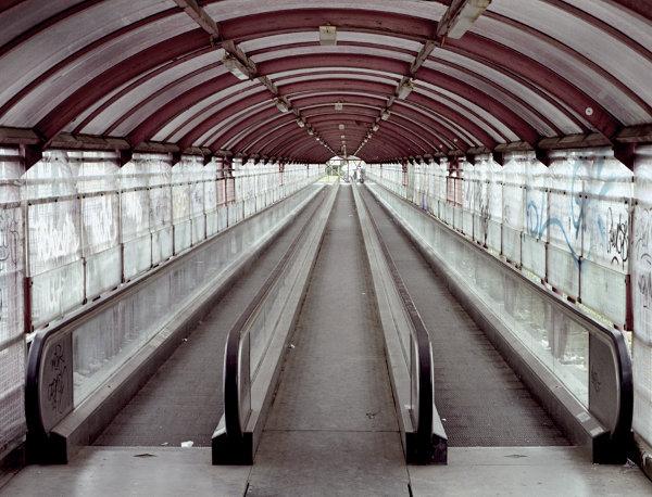Zugang zu Schifffahrt-Terminal